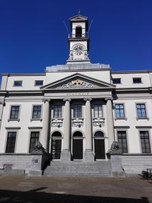 Das Rathaus von Dordrecht