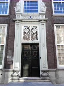 Im historischen Zentrum von Dordrecht