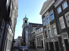 Kirche in der Wijnstraat