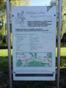 Infotafel zur Hohenloher-Mundart