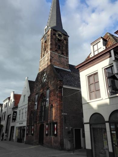 """Die kleine Kirche """"heeren von zuilen"""""""