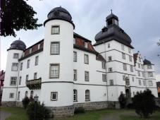 Schloss Pfedelbach, erbaut von 1568 bis 1572
