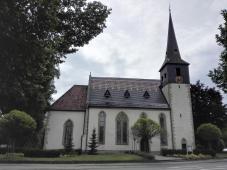 Evangelische Laurentiuskirche in Widdern
