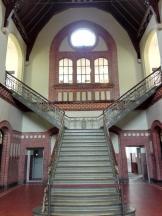 Prachtvoller Aufgang im Verwaltungsgebäude