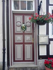 Schöne Haustüren