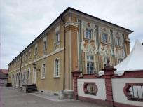 Am Schloss Bruchsal