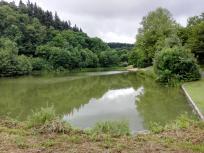 Am Mühlbacher Badesee