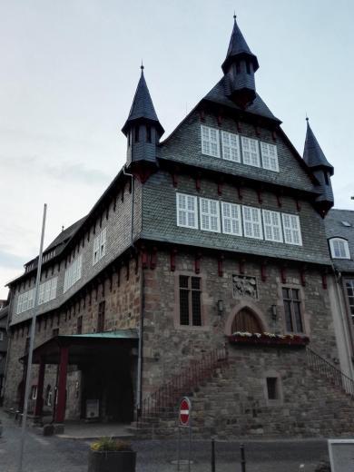 Das alte Rathaus am Dom