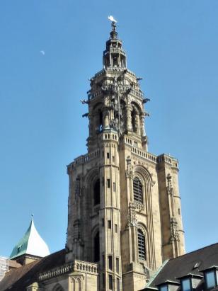 Turm der Kilianskirche