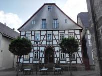 Gasthof gegenüber dem Rathaus