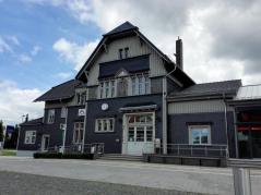 Bahnhof von Volkmarsen