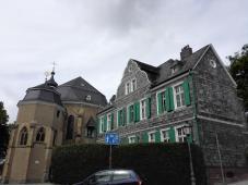 Evangelische Kirche oberhalb der Altstadt