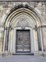 Portal der Pfarrkirche