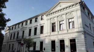 Nobles Hotel im Schlosskarree