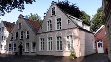 Häuser am Kirchplatz