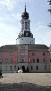 Innenhof des Schlosses zu Jever