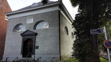 Die Mennoitenkirche