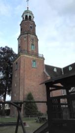 """Turm der """"Großen Kirche"""", Hauptkirche der Reformierten Kirche in Deutschland"""