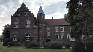 Die Hanuburg, heute Sitz der Volkshochschule