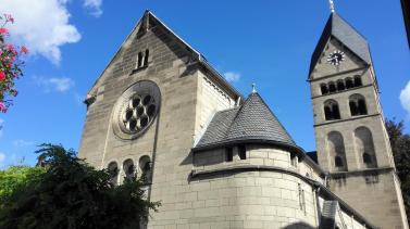 Die Pfarrkirche St. Sebastianus in Hülchrath