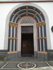 Eingangsportal der Basilika