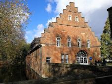 Die Vorburg auf dem Schlossgelände