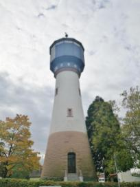 Der alte Wasserturm - das Wahrzeichen von Kehl
