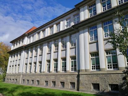 Klassizistische Fassade