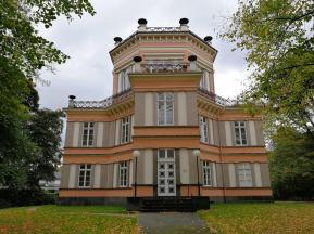 Jagdhaus des Krefelder Seidenfabrikanten Cornelius de Greiff