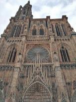 Westfassade des Münsters