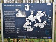 Infotafel zur Wassernutzung der Emscher-Zuflüsse