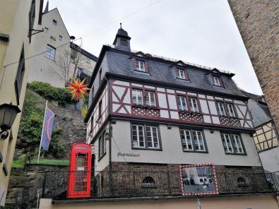 In der Altstadt von Cochem