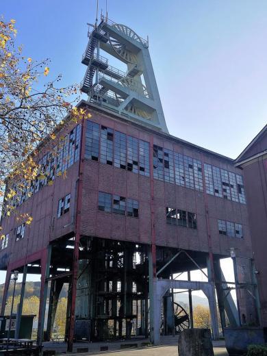 Der Turm von Schacht 2