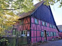 Altes Bauernhaus am Rande von Hochlamark
