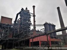 Duisburg: Alte und neue Hüttenwerke
