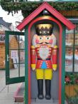Noch geöffnet: Der Weihnachtsmarkt auf der Königstraße