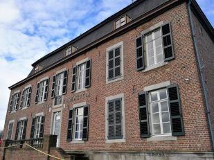 """Der Hof """"Niew Ehrenstein"""" außerhalb von Kerkrade"""