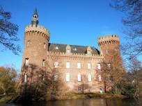 Südesite des Schlosses
