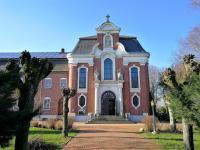 Hauptgebäude des Klosters Mörmter