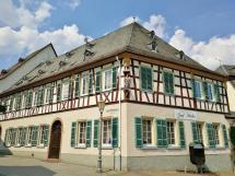 Mittelalterlicher Hof am Kirchplatz