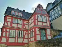 Fachwerkhaus neben dem Höferhof