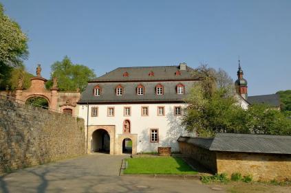 Das Torhaus war für mehrere Jahrhunderte der einzige Zugang zum Kloster