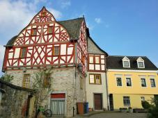 Fachwerkhaus auf dem Domberg