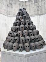 Gedenken für die gefallenen griechischen Soldaten