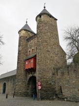 Der Heelport, das einzig erhaltene Tor in der mittelalterlichen Festungsmauer