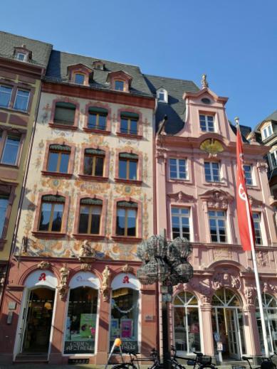 Bürgerhäuser am Markt