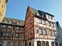 Fachwerkhäuser am Kirschgarten