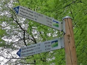 Aif dem Rheingauer-Klosterpfad - Klöster in jeder Richtung