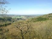 Blick ins Elmsbachtal