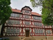 Fachwerkhäuser im Zentrum von Bad Hersfeld